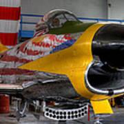 F-86 D Poster