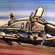 F4 Phantom Poster