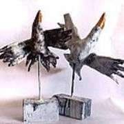 Fabulas Free Birds Poster