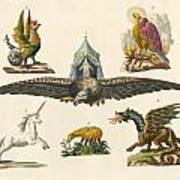 Fabulous Animals Poster