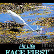 Face First Poster
