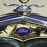 Faded Ford Poster