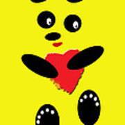Fading Like A Flower. Panda In Love. 06 Poster