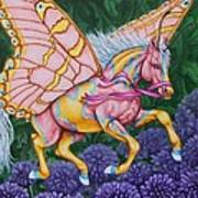 Faery Horse Hope Poster