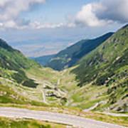 Fagarasi Mountains Poster