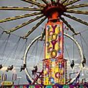 Fairground Fun 4 Poster