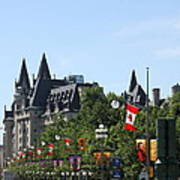 Fairmont Chateau Laurier I - Ottawa Poster
