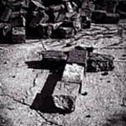 Faith Among The Ruins Poster