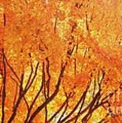 Fall At The Shore Poster