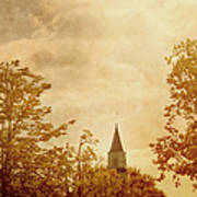 Fall Church Poster