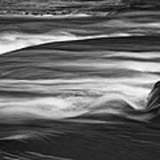 Fall Creek Flow Poster