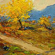 Fall In Albania Poster