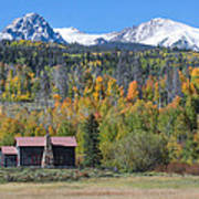 Fall In Summit County Poster