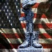 Fallen Soldiers Memorial Poster