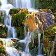 Fallin' Water Poster