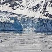 Falling Glacier Poster
