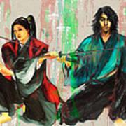 Family Samurai  Poster