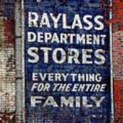 Family Store Poster