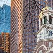 Faneuil Hall Cupola Poster