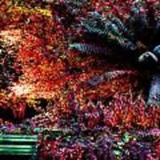 Fantasy Garden Poster