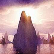 Fantasy Islands Poster