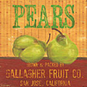 Farm Fresh Fruit 1 Poster
