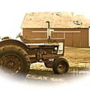 Farm Heritage Vignette  Poster