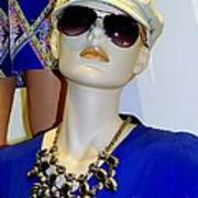 Fashion Cap Poster