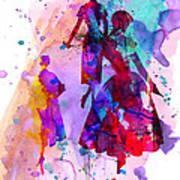 Fashion Models 6 Poster