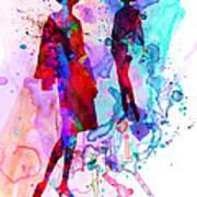 Fashion Models 8 Poster