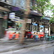 Fast Paced City Life - Bangkok Thailand - 01132 Poster by DC Photographer