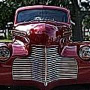 Fat Chevy Poster