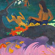 Fatata Te Miti.by The Sea Poster