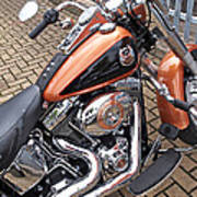 Fatboy - 96 Cubic Inches Poster