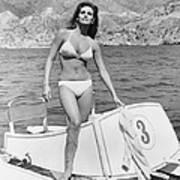 Fathom, Raquel Welch, 1967, �20th Poster