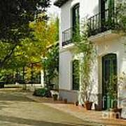 Federico Garcia Lorca Home Poster