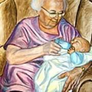 Feeding Baby 1 Poster