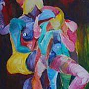 Female Art Poster