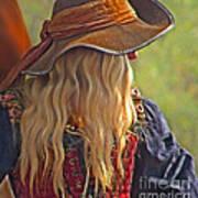 Female Pirate Poster