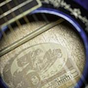Fender Hot Rod Design Guitar 2 Poster