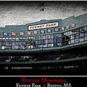 Fenway Memories - Poster 1 Poster
