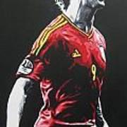 Fernado Torres - Spain Poster