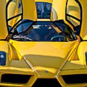 Ferrari Enzo Poster