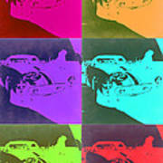 Ferrari Gto Pop Art 3 Poster by Naxart Studio