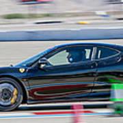 Ferrari Racing Poster