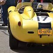 Ferrari Testerosa Poster