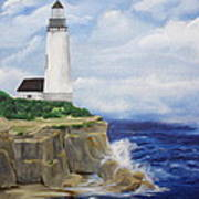 Ferrels Lighthouse Poster