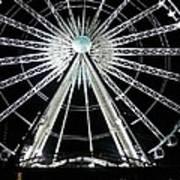 Ferris Wheel 10 Poster