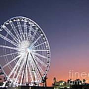 Ferris Wheel 21 Poster