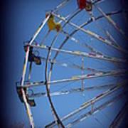 Ferris Wheel II Poster